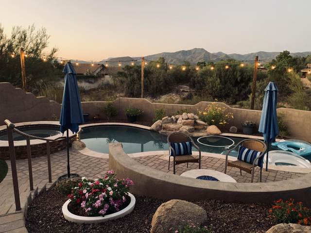 7802 E Cave Creek Road, Carefree, AZ 85377 (#6124835) :: Long Realty Company