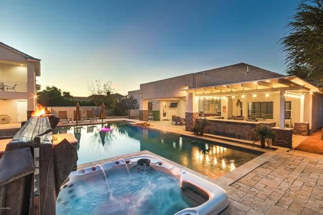 2743 E Villa Park Court, Gilbert, AZ 85298 (MLS #6125512) :: D & R Realty LLC