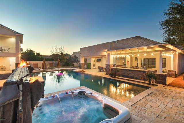2743 E Villa Park Court, Gilbert, AZ 85298 (MLS #6125512) :: Midland Real Estate Alliance