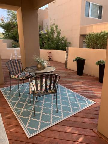 7710 E Gainey Ranch Road #112, Scottsdale, AZ 85258 (MLS #6129240) :: Conway Real Estate