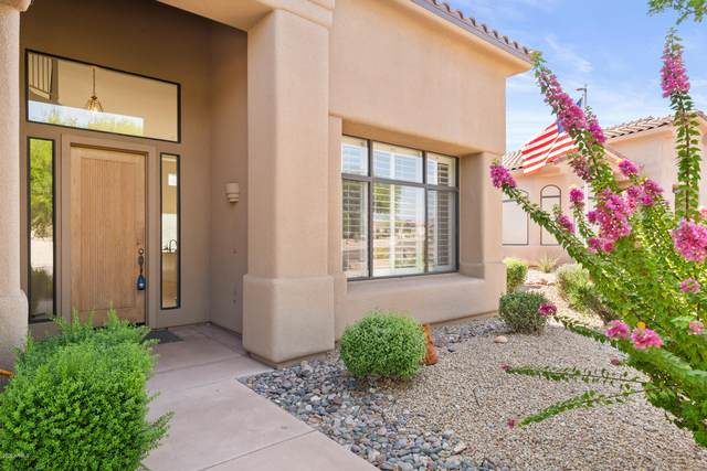 17335 E Via Del Oro, Fountain Hills, AZ 85268 (MLS #6130351) :: Arizona Home Group