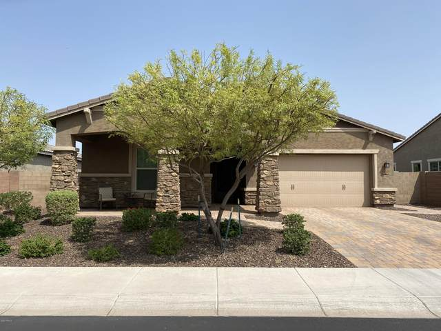 11850 W Lone Tree Trail, Peoria, AZ 85383 (MLS #6132063) :: NextView Home Professionals, Brokered by eXp Realty