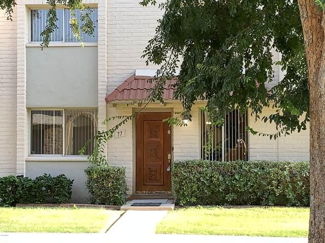 225 N Standage #77, Mesa, AZ 85201 (#6132329) :: Luxury Group - Realty Executives Arizona Properties