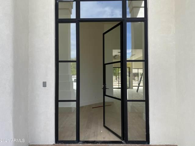 6921 E Berneil Drive, Paradise Valley, AZ 85253 (MLS #6132578) :: Yost Realty Group at RE/MAX Casa Grande