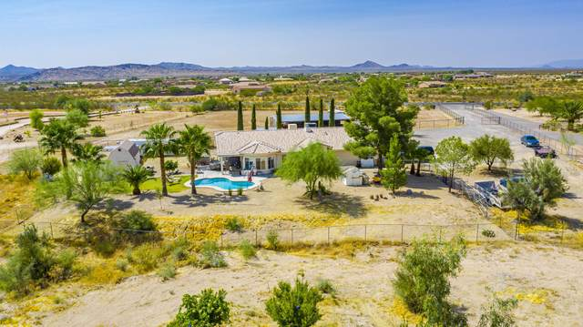 35119 S Us Highway 93, Wickenburg, AZ 85390 (MLS #6134019) :: D & R Realty LLC