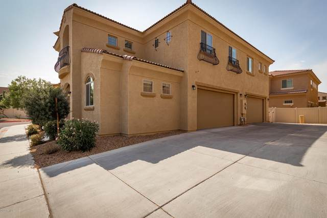 1367 S Country Club Drive #1067, Mesa, AZ 85210 (MLS #6134534) :: The Daniel Montez Real Estate Group