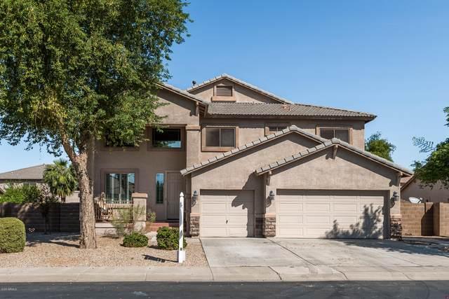 43276 W Kramer Lane, Maricopa, AZ 85138 (MLS #6136665) :: Sheli Stoddart Team | M.A.Z. Realty Professionals