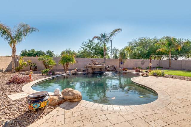 4483 S Roy Rogers Way, Gilbert, AZ 85297 (MLS #6137191) :: The Results Group