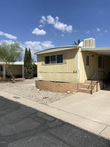 3411 S Camino Seco #200, Tucson, AZ 85730 (MLS #6137650) :: Walters Realty Group