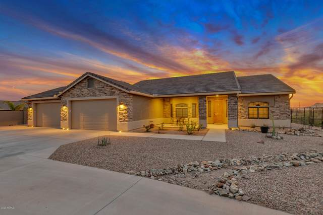 2532 N Val Vista Road, Apache Junction, AZ 85119 (MLS #6137891) :: neXGen Real Estate