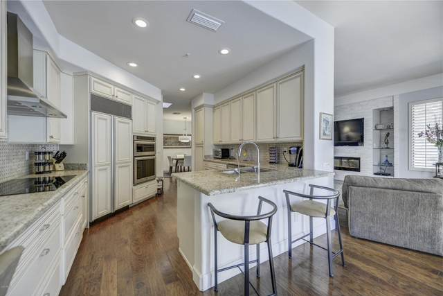 8989 N Gainey Center Drive #146, Scottsdale, AZ 85258 (MLS #6138286) :: The Riddle Group