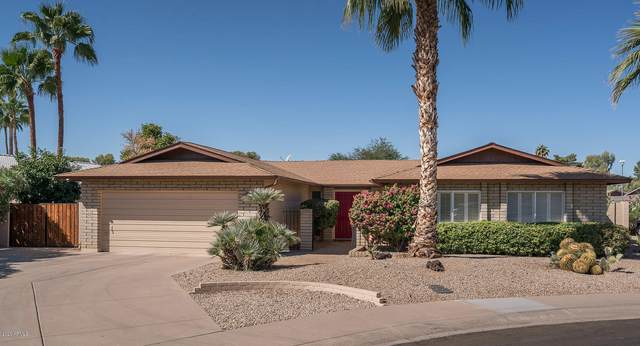 7160 N Via De La Campana, Scottsdale, AZ 85258 (MLS #6138877) :: My Home Group