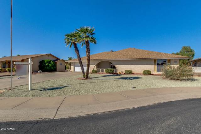 12910 W Skyview Drive, Sun City West, AZ 85375 (MLS #6140493) :: Brett Tanner Home Selling Team