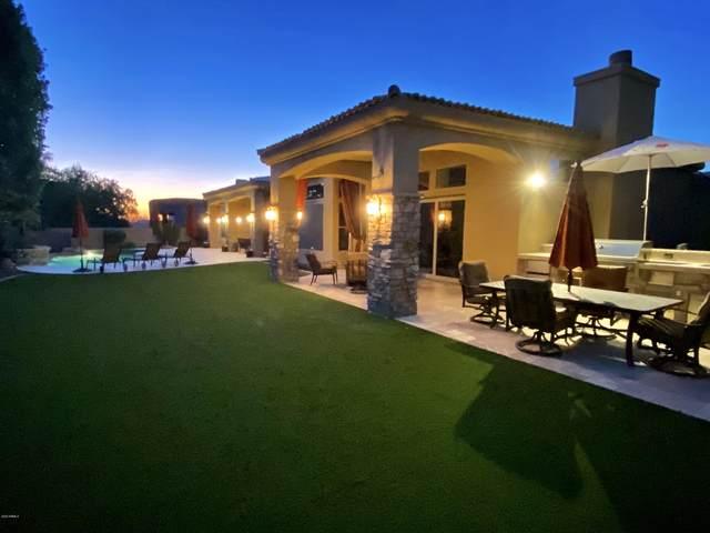 13555 E Cochise Road, Scottsdale, AZ 85259 (MLS #6140784) :: Lucido Agency