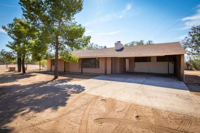 27035 N 56TH Street, Scottsdale, AZ 85266 (MLS #6141916) :: neXGen Real Estate