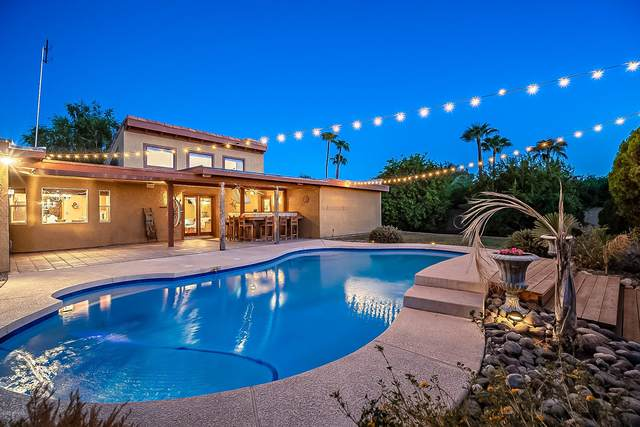 13210 N 72nd Place, Scottsdale, AZ 85260 (MLS #6142551) :: The Riddle Group