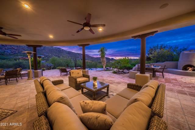 37250 N Holiday Lane, Carefree, AZ 85377 (MLS #6145896) :: neXGen Real Estate