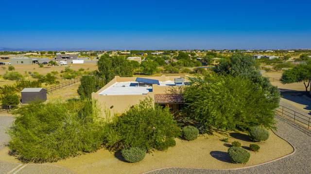 28621 N 252ND Drive, Wittmann, AZ 85361 (MLS #6147302) :: The Riddle Group