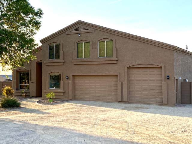2425 W Canyon Street, Apache Junction, AZ 85120 (MLS #6147570) :: Scott Gaertner Group