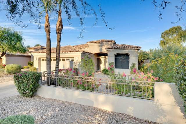 7979 E Princess Drive #26, Scottsdale, AZ 85255 (MLS #6147591) :: Dave Fernandez Team | HomeSmart