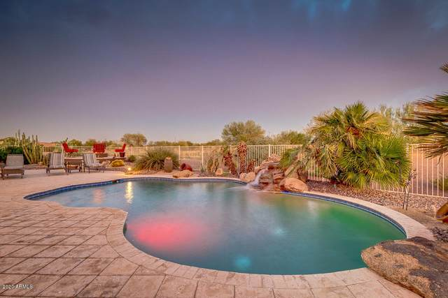 6905 W Heritage Way, Florence, AZ 85132 (MLS #6149099) :: Homehelper Consultants