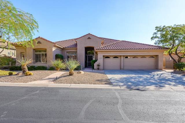 13403 E Del Timbre Drive, Scottsdale, AZ 85259 (MLS #6149121) :: The J Group Real Estate | eXp Realty