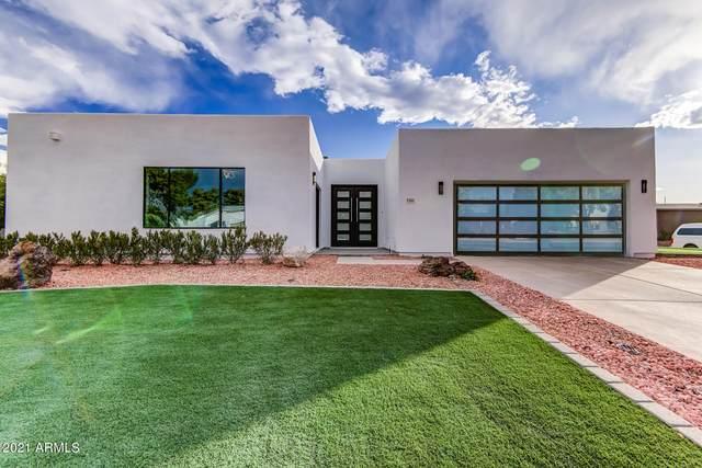 7761 E Valley Vista Lane, Scottsdale, AZ 85250 (MLS #6149312) :: Long Realty West Valley