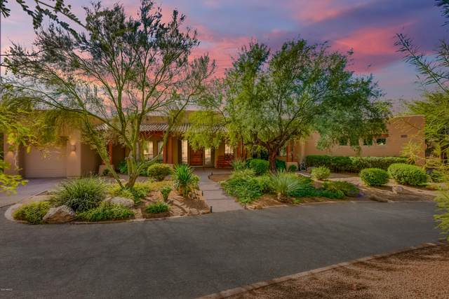 6939 E Burnside Trail, Scottsdale, AZ 85266 (MLS #6149479) :: Long Realty West Valley