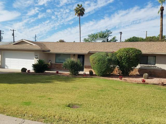 6844 N 14TH Drive, Phoenix, AZ 85013 (MLS #6150158) :: Brett Tanner Home Selling Team