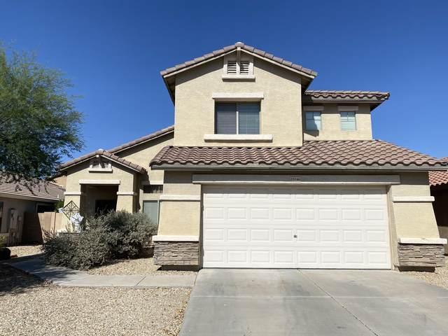 25746 W Gibson Lane, Buckeye, AZ 85326 (MLS #6150367) :: Devor Real Estate Associates