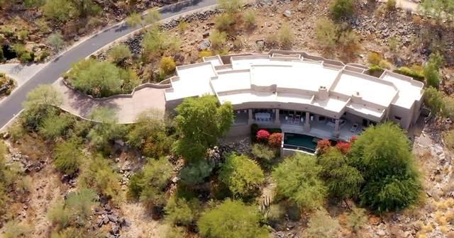 5784 E Quartz Mountain Road, Paradise Valley, AZ 85253 (MLS #6152033) :: Yost Realty Group at RE/MAX Casa Grande