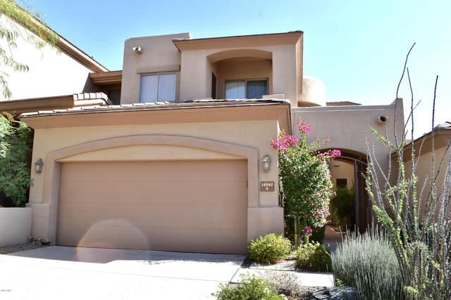 14940 E Desert Willow Drive #4, Fountain Hills, AZ 85268 (MLS #6153025) :: The Helping Hands Team