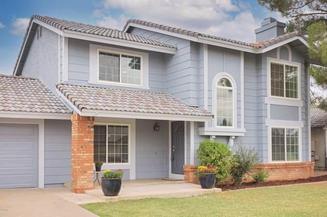 1162 E Ivanhoe Street, Chandler, AZ 85225 (MLS #6154192) :: TIBBS Realty