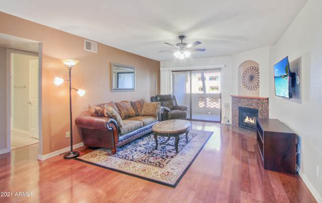 5104 N 32ND Street #307, Phoenix, AZ 85018 (MLS #6154451) :: Maison DeBlanc Real Estate