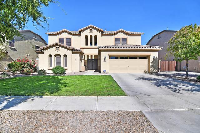 2744 E Mead Court, Gilbert, AZ 85298 (MLS #6156314) :: NextView Home Professionals, Brokered by eXp Realty