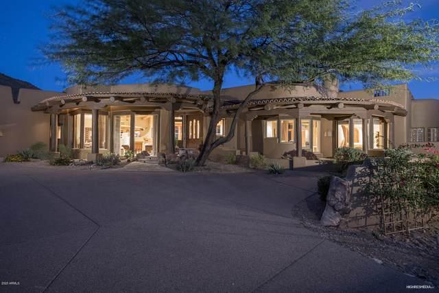 10500 E Lost Canyon Drive #3, Scottsdale, AZ 85255 (MLS #6156548) :: Conway Real Estate