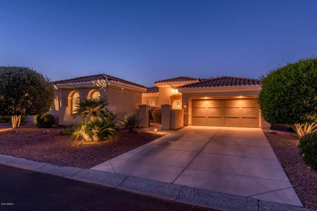 13758 W Sola Drive, Sun City West, AZ 85375 (MLS #6157199) :: Long Realty West Valley