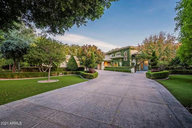 1550 N 40TH Street #13, Mesa, AZ 85205 (MLS #6158603) :: Yost Realty Group at RE/MAX Casa Grande