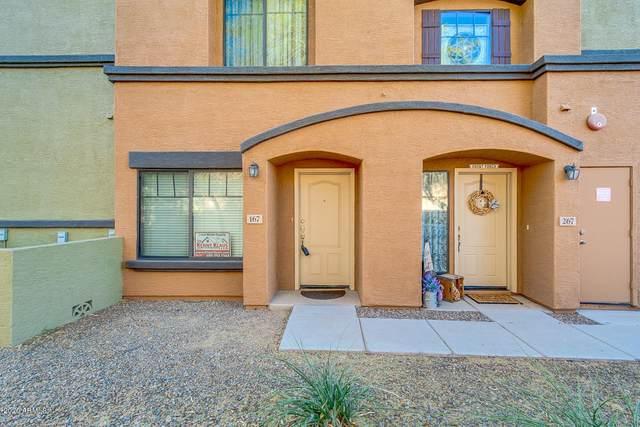 7726 E Baseline Road #167, Mesa, AZ 85209 (MLS #6160295) :: Walters Realty Group