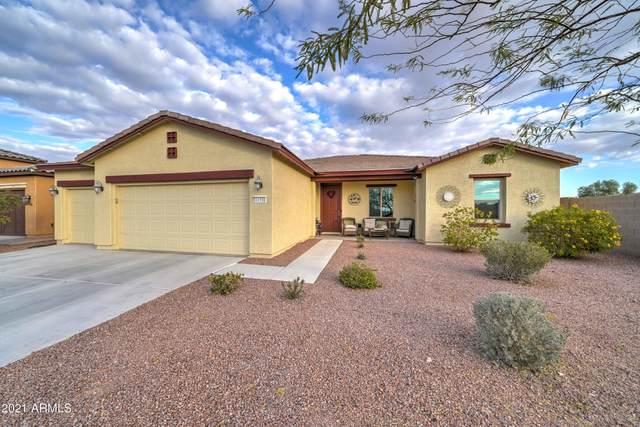 41536 W Solstice Court, Maricopa, AZ 85138 (MLS #6160453) :: TIBBS Realty