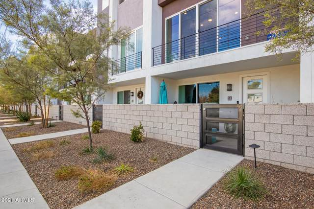 4444 N 25TH Street #14, Phoenix, AZ 85016 (MLS #6160496) :: The Newman Team