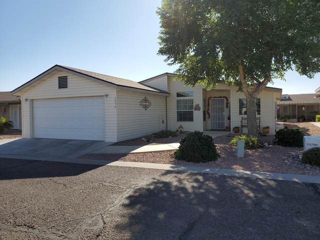 3301 S Goldfield Road #2056, Apache Junction, AZ 85119 (MLS #6160946) :: D & R Realty LLC