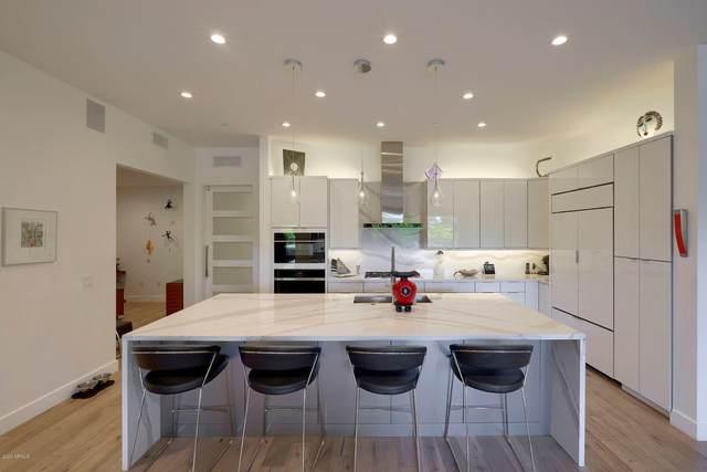 6166 N Scottsdale Road B1004, Paradise Valley, AZ 85253 (MLS #6161012) :: Maison DeBlanc Real Estate