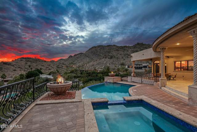 7024 N Longlook Road, Paradise Valley, AZ 85253 (MLS #6161111) :: The Copa Team | The Maricopa Real Estate Company