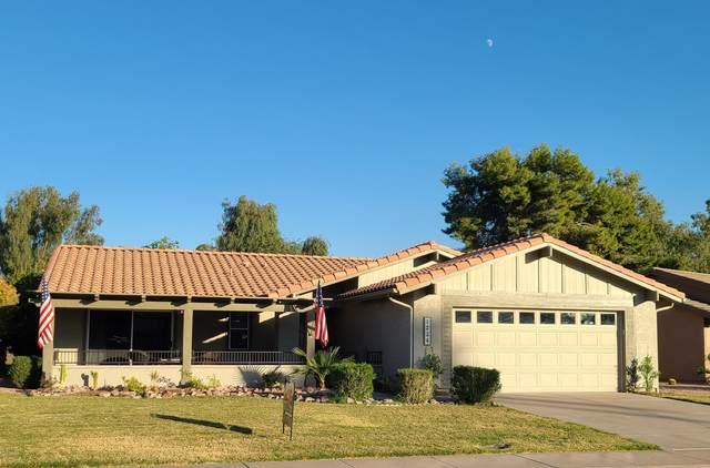 1234 Leisure World, Mesa, AZ 85206 (MLS #6161510) :: Brett Tanner Home Selling Team