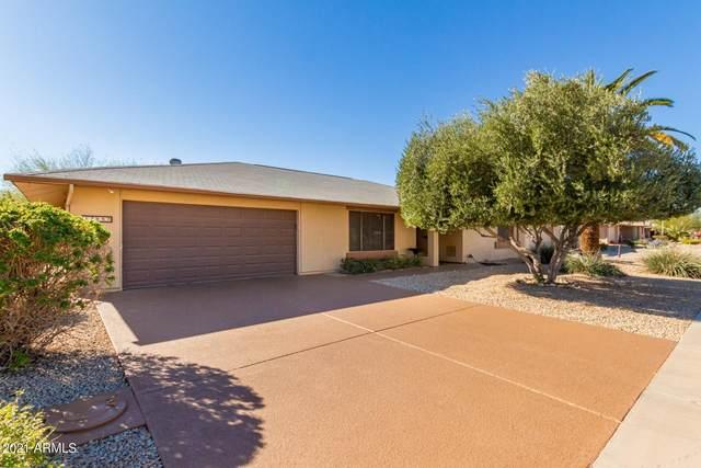 12907 W Castlebar Drive, Sun City West, AZ 85375 (MLS #6161879) :: Yost Realty Group at RE/MAX Casa Grande