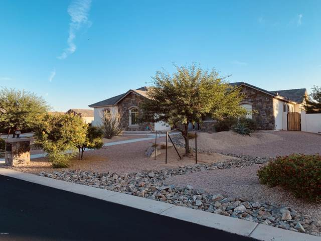 21357 E Stacey Road, Queen Creek, AZ 85142 (MLS #6162313) :: Midland Real Estate Alliance