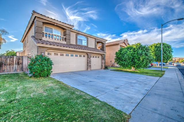 15773 W Ventura Street, Surprise, AZ 85379 (MLS #6162612) :: Brett Tanner Home Selling Team