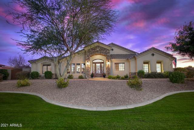 4351 W Earhart Way, Chandler, AZ 85226 (MLS #6162698) :: Sheli Stoddart Team | M.A.Z. Realty Professionals