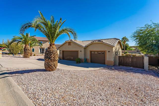 9327 E Mogollon Trail, Gold Canyon, AZ 85118 (MLS #6164670) :: The Laughton Team